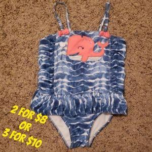 ❤‼Minor Flaw‼ Girls Swimsuit